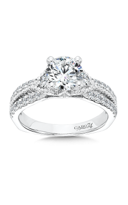 Caro74 Engagement ring CR521W product image