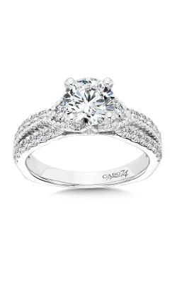 Caro74 Engagement ring CR521W-4KH product image
