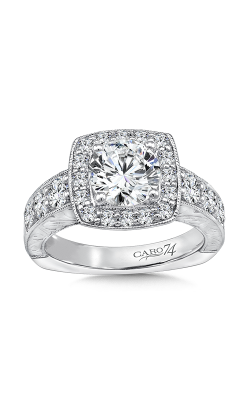 Caro74 Engagement ring CR512W-4KH product image