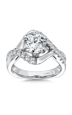 Caro74 Engagement ring CR160W-4KH product image
