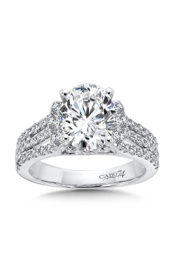 Caro74 Engagement ring CR507W-4KH product image