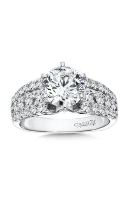 Caro74 Engagement ring CR174W-4KH product image