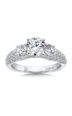 Caro74 Engagement ring CR500W-4KH product image