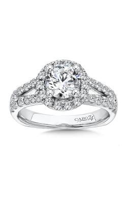 Caro74 Engagement ring CR495W product image