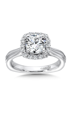 Caro74 Engagement ring CR489W-4KH product image
