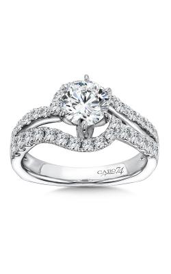 Caro74 Engagement ring CR194W-4KH product image