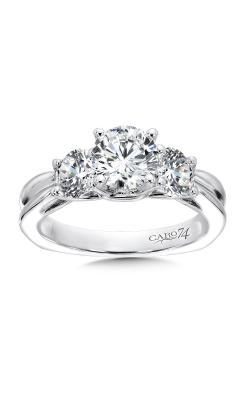 Caro74 Engagement ring CR196W product image
