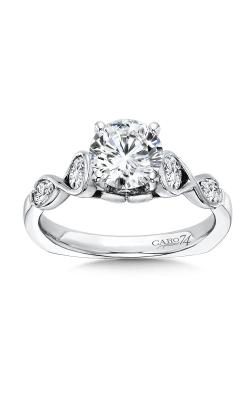 Caro74 Engagement ring CR197W-4KH product image