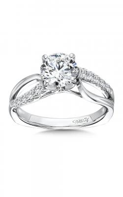 Caro74 Engagement ring CR201W product image