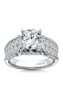Caro74 Engagement ring CR223W-4KH product image