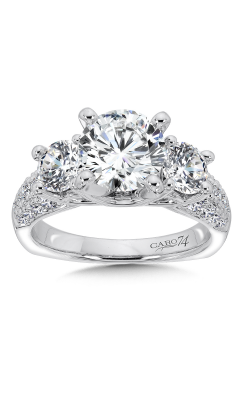 Caro74 Engagement ring CR246W-4KH product image