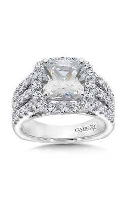 Caro74 Engagement ring CR476W product image