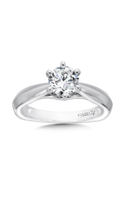 Caro74 Engagement ring CR249W-4KH product image