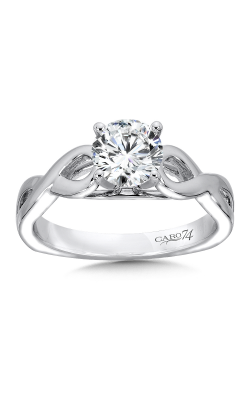 Caro74 Engagement ring CR250W-4KH product image