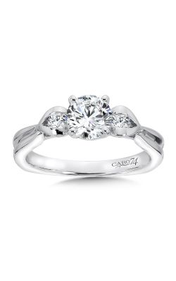 Caro74 Engagement ring CR262W product image