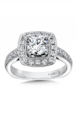 Caro74 Engagement ring CR268W product image