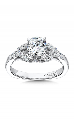 Caro74 Engagement ring CR270W-4KH product image