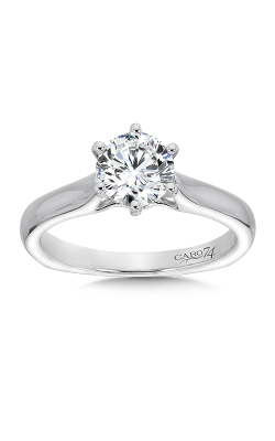 Caro74 Engagement ring CR285W product image