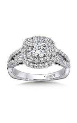 Caro74 Engagement ring CR448W product image