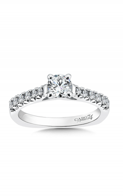 Caro74 Engagement ring CR301W-4KH product image