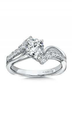 Caro74 Engagement ring CR303W product image