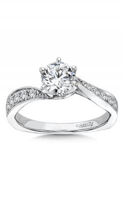 Caro74 Engagement ring CR307W product image