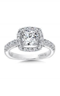 Caro74 Engagement ring CR312W product image
