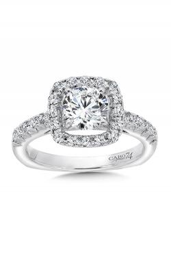 Caro74 Engagement ring CR312W-4KH product image