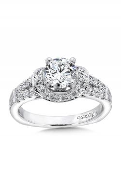 Caro74 Engagement ring CR315W product image