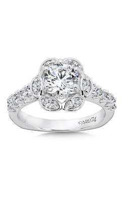 Caro74 Engagement ring CR324W product image