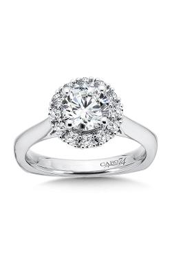 Caro74 Engagement ring CR421W product image