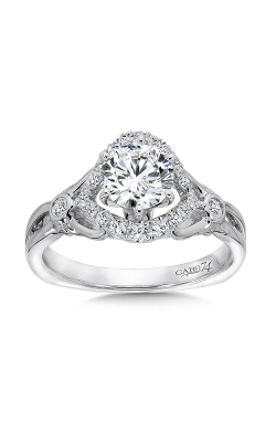 Caro74 Engagement ring CR328W-4KH product image