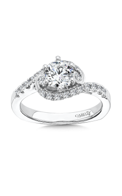 Caro74 Engagement ring CR417W product image