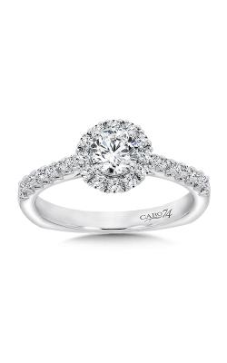 Caro74 Engagement ring CR412W product image