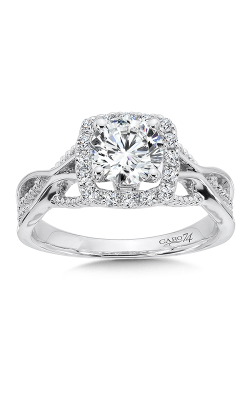 Caro74 Engagement ring CR351W-4KH product image