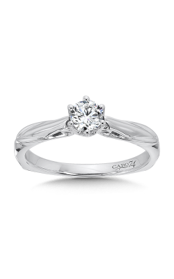 Caro74 Engagement ring CR405W-.33 product image