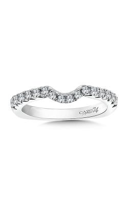 Caro74 Wedding band CR413BW product image