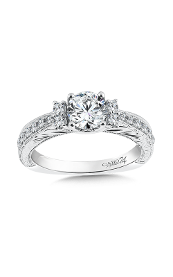 Caro74 Engagement ring CR401W product image