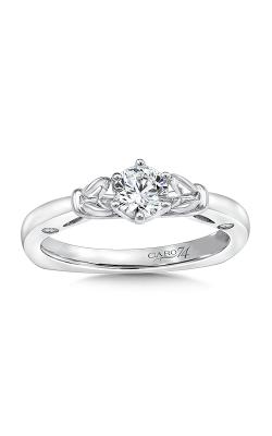 Caro74 Engagement ring CR400W-.33-4KH product image