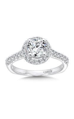 Caro74 Engagement ring CR362W-4KH product image