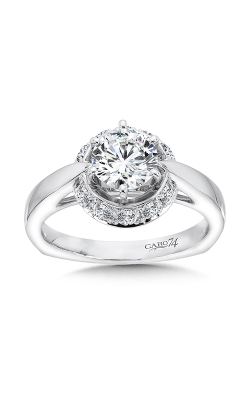 Caro74 Engagement ring CR374W-4KH product image