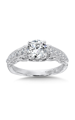 Caro74 Engagement ring CR382W-4KH product image