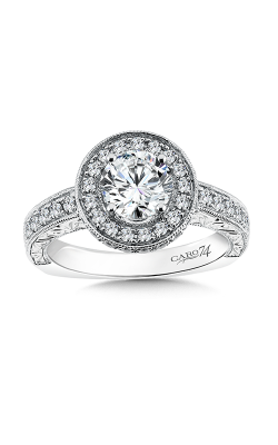 Caro74 Engagement ring CR390W product image
