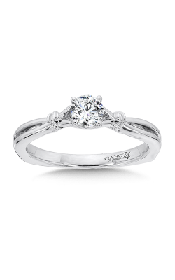 Caro74 Engagement ring CR395W-.33-4KH product image