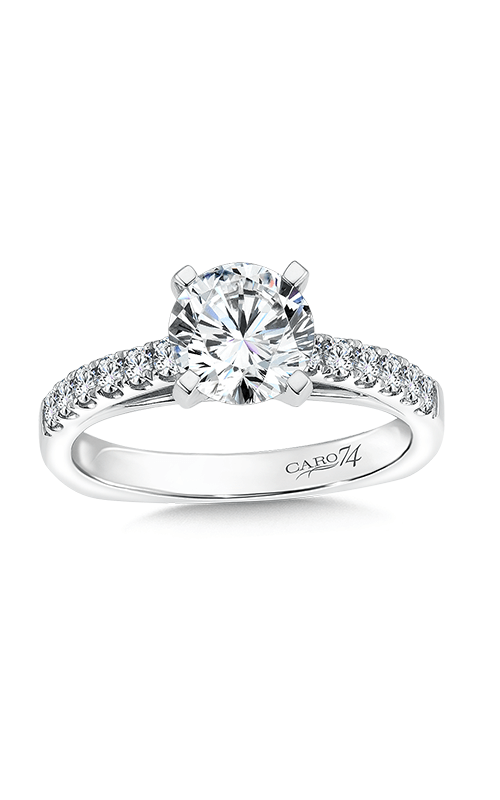 Caro74 Engagement ring CR106W product image
