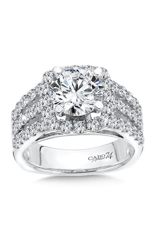 Caro74 Engagement ring CR115W product image