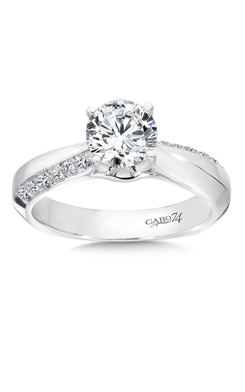Caro74 Engagement ring CR116W product image