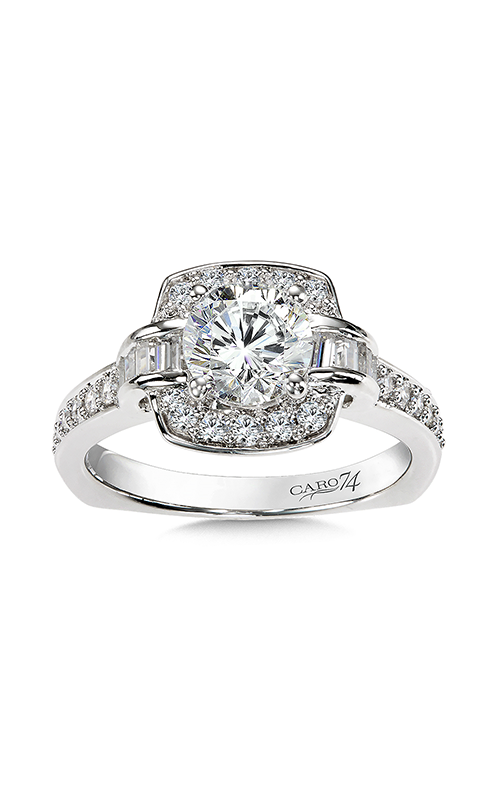 Caro74 Engagement ring CR855W product image