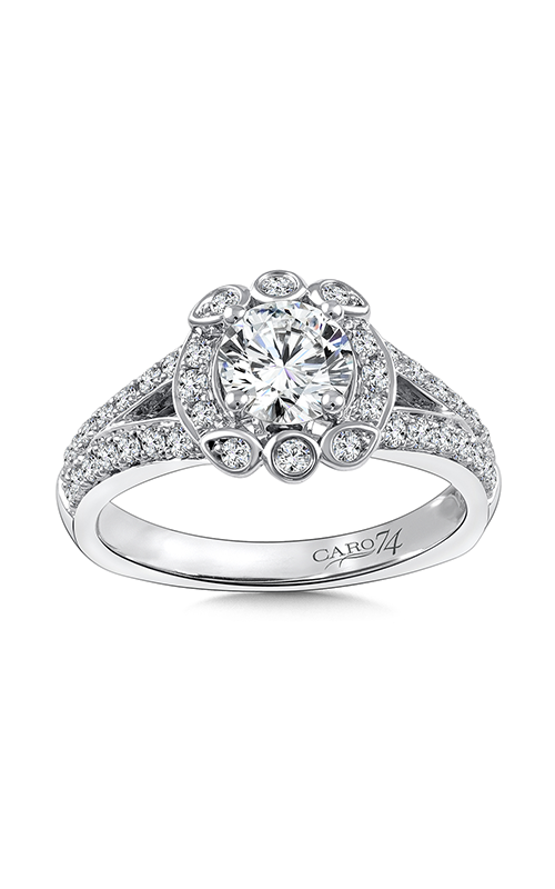 Caro74 Engagement ring CR840W product image