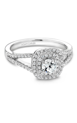 Carver Studio Engagement Rings S035-01WM product image